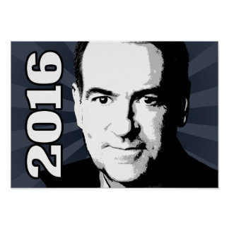 MIKE HUCKABEE 2016 CANDIDATE POSTER