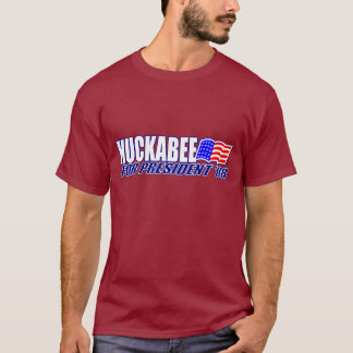 Mike Huckabee for President 2008 T-shirt