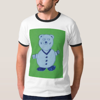 Mike Men's Basic Ringer T-Shirt