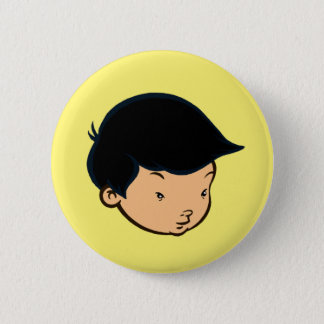 Mike Park Button (Gold)