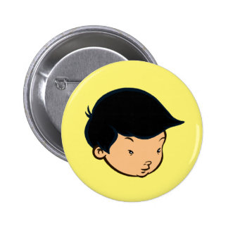Mike Park Button (Gold)