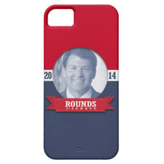 MIKE ROUNDS CAMPAIGN COVER FOR iPhone 5/5S