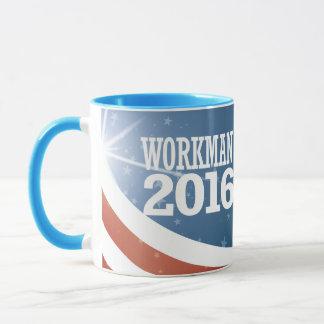 Mike Workman 2016 Mug