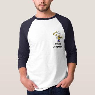 Mike's Doughboys Blue Sleeve Shirt