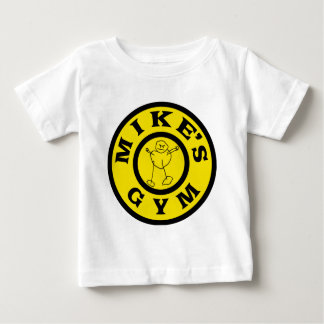 Mikes Gym Baby T-Shirt