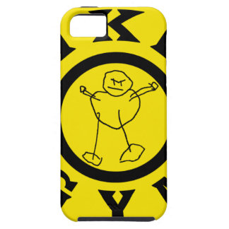 Mikes Gym iPhone 5 Cover