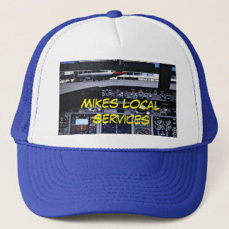 Mikes Local Service Hat