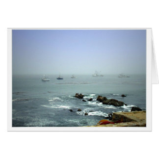 Mike's Seascape Card