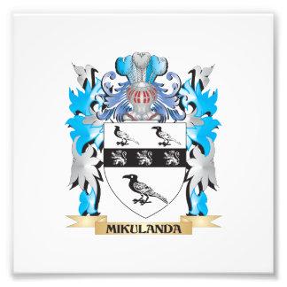 Mikulanda Coat of Arms - Family Crest Photo