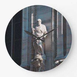 Milan Cathedral dome statue architecture monument Large Clock