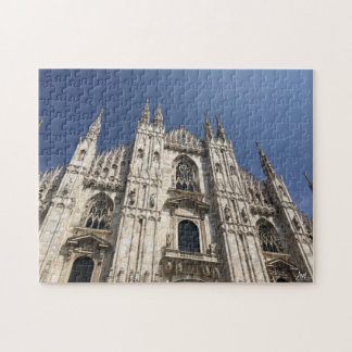 Milan Cathedral Jigsaw Puzzle