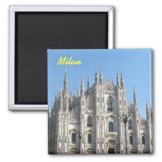 Milan fridge magnet