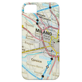 Milan, Milano (Italy) iPhone 5 Covers