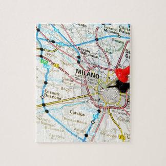 Milan, Milano (Italy) Jigsaw Puzzle