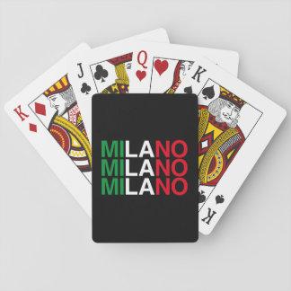 MILAN PLAYING CARDS