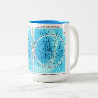 Milanese Map Mug