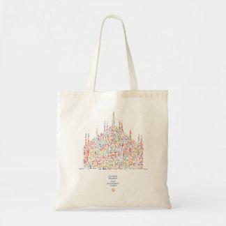 Milano Duomo Tote Bag
