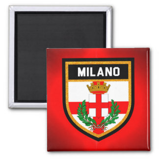 Milano Flag Magnet