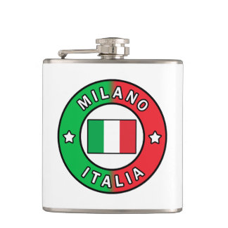 Milano Italia Hip Flask