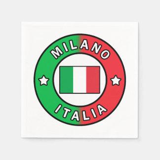 Milano Italia Paper Napkins