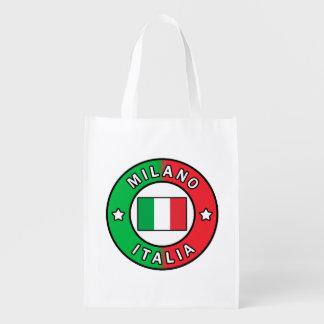 Milano Italia Reusable Grocery Bag