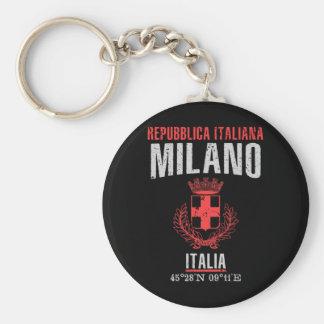 Milano Key Ring