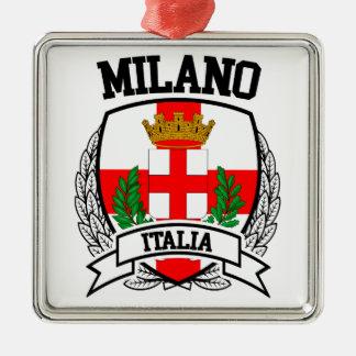 Milano Metal Ornament
