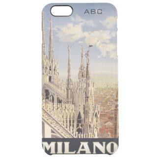 Milano (Milan) Italy vintage travel custom cases