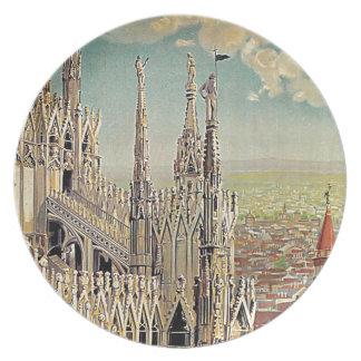 Milano Plate