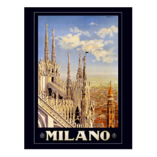 Milano Post Cards