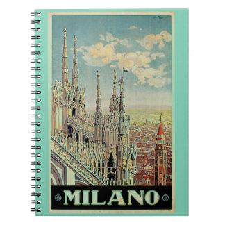 Milano Spiral Notebooks