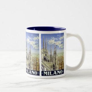 Milano Two-Tone Coffee Mug