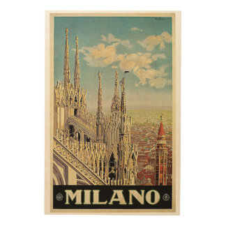 Milano Wood Canvases