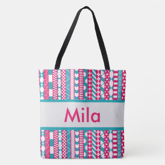 Mila's Personalized Tote