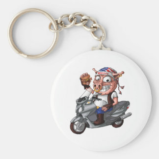 Mild HOGs Key Chain