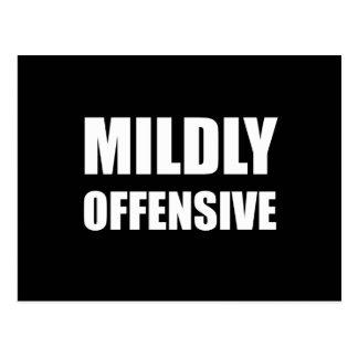 Mildly Offensive Postcard