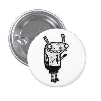 Mildred 3 Cm Round Badge