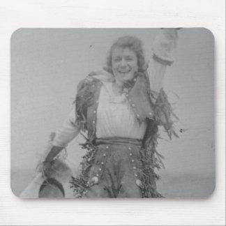 Mildred Douglas. Mouse Pad