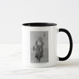 Mildred Douglas. Mug