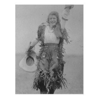 Mildred Douglas. Postcard