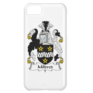 Mildred Family Crest iPhone 5C Covers