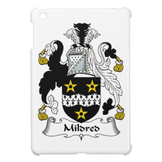 Mildred Family Crest Case For The iPad Mini