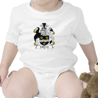 Mildred Family Crest Bodysuits