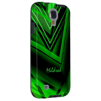 Mildred Galaxy s4 green case