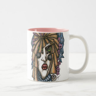 Mildred in Color Punk Mug
