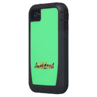 Mildred iPhone 4 cover