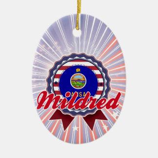 Mildred, KS Christmas Ornaments