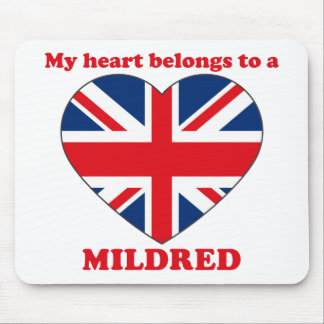 Mildred Mouse Mats