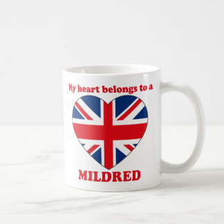 Mildred Coffee Mugs