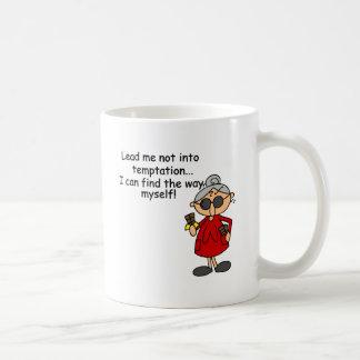 Mildred Temptation Tshirts and Gifts Basic White Mug